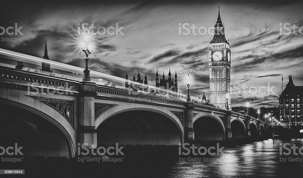 Big Ben Lizenzfreies stock-foto