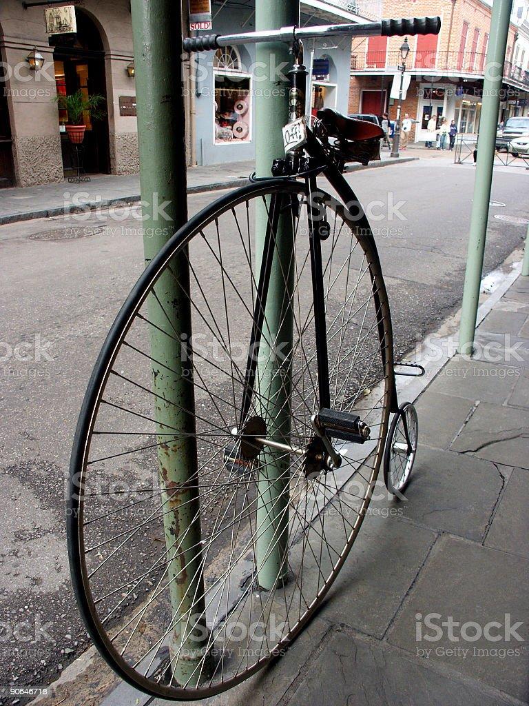 Big Bike royalty-free stock photo