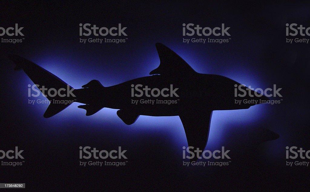 Big Blue royalty-free stock photo
