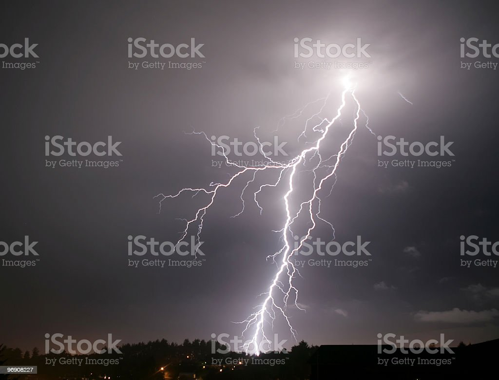 Big Bolt royalty-free stock photo