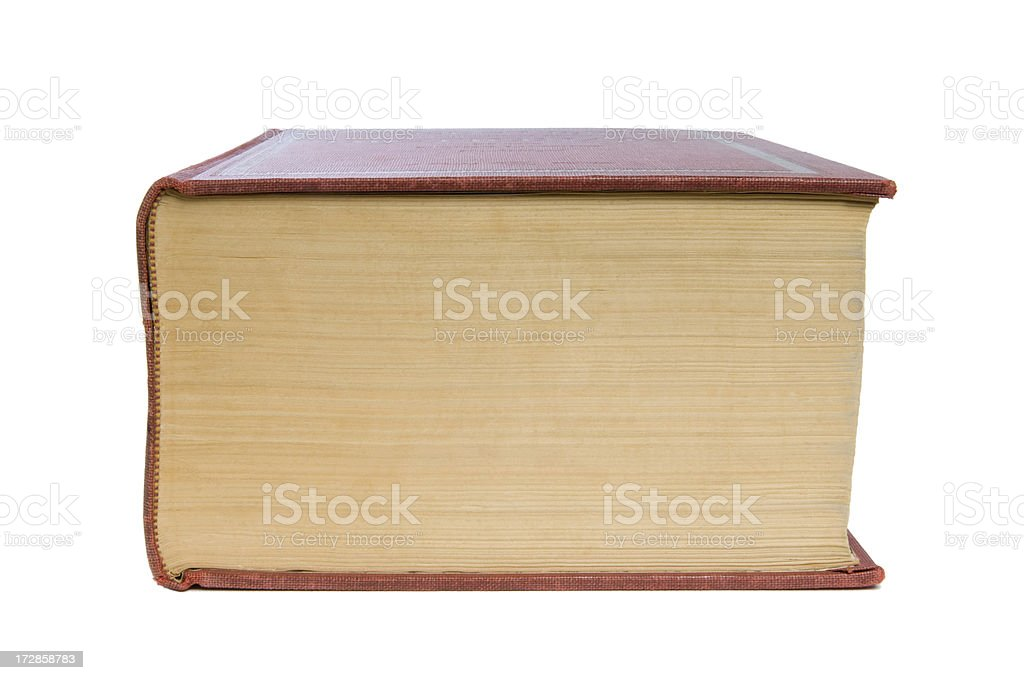Big Book royalty-free stock photo