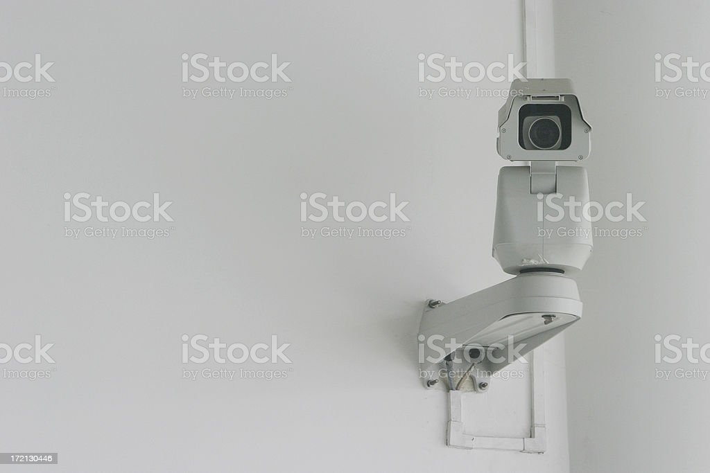 Big Brother is watching stock photo
