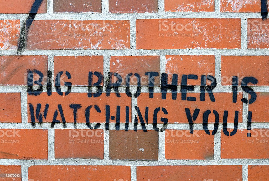 big brother stock photo