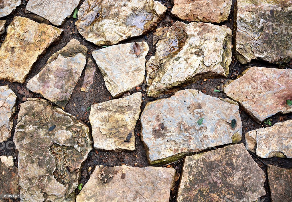 big brown rock floor texture royalty-free stock photo