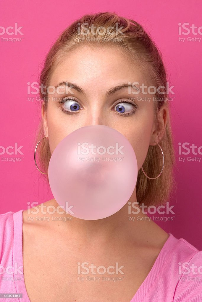 Big Bubble royalty-free stock photo