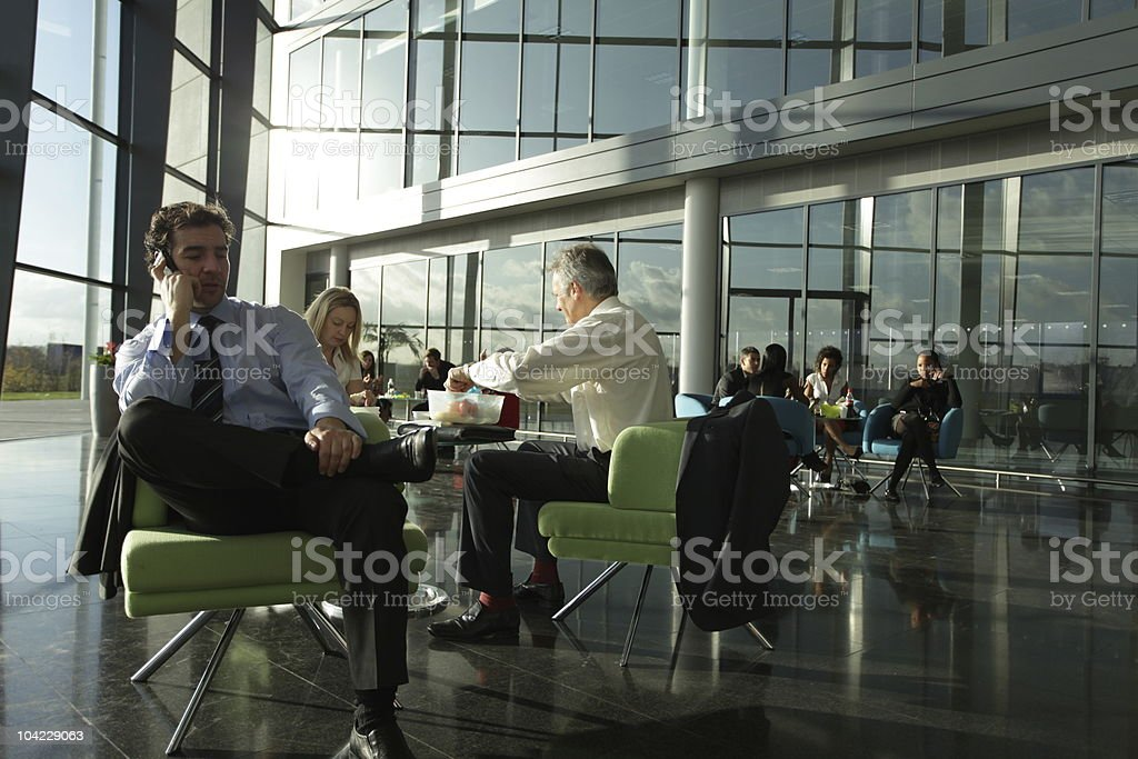 Big Business royalty-free stock photo
