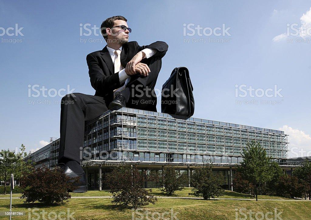 Big Business stock photo