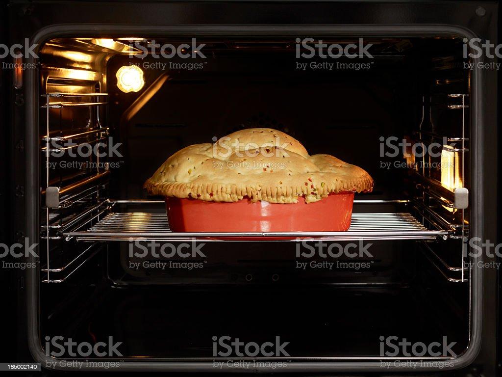 Big cake stock photo