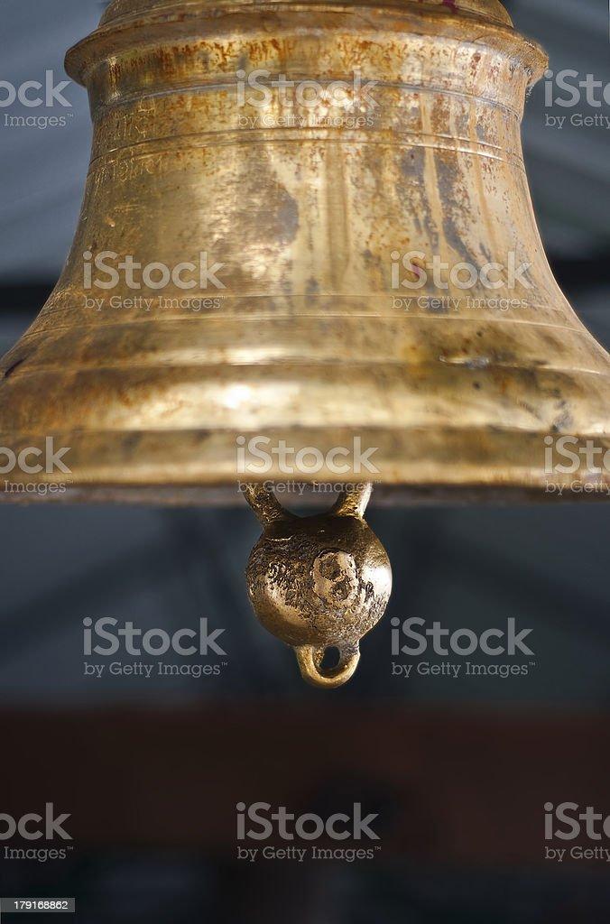 Big Church Bell stock photo