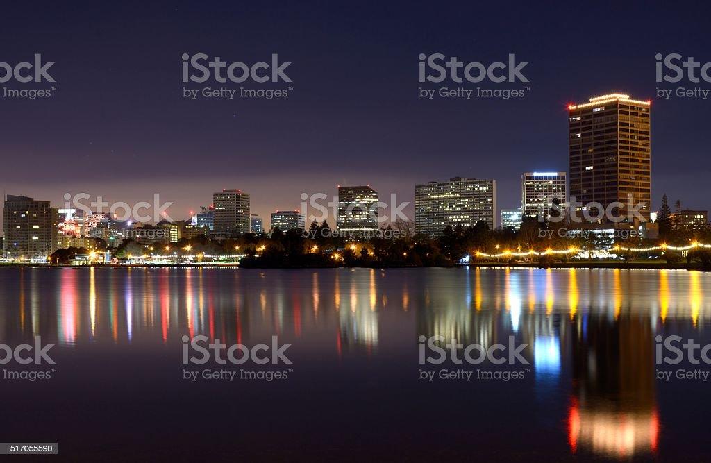 Big City Lights stock photo