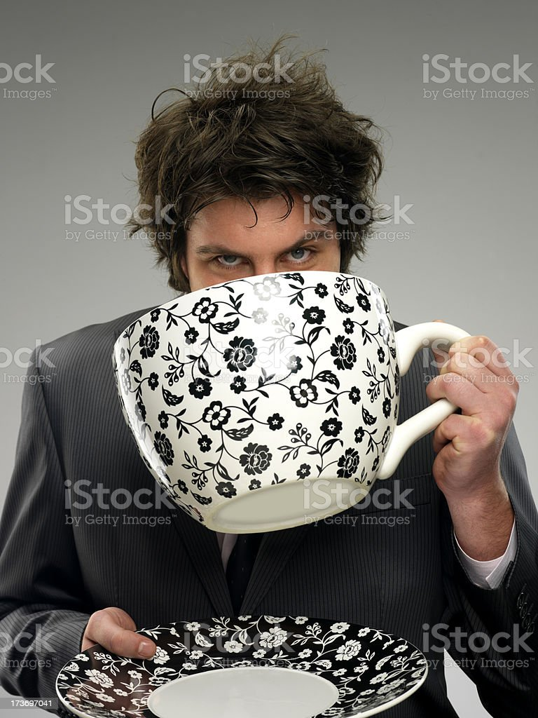 big cup royalty-free stock photo