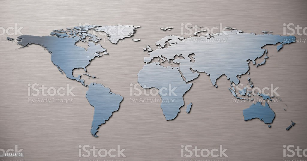 Big Earth royalty-free stock photo