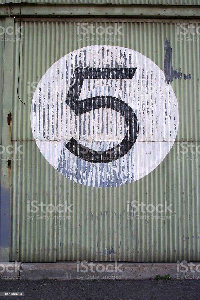 Big five stock photo