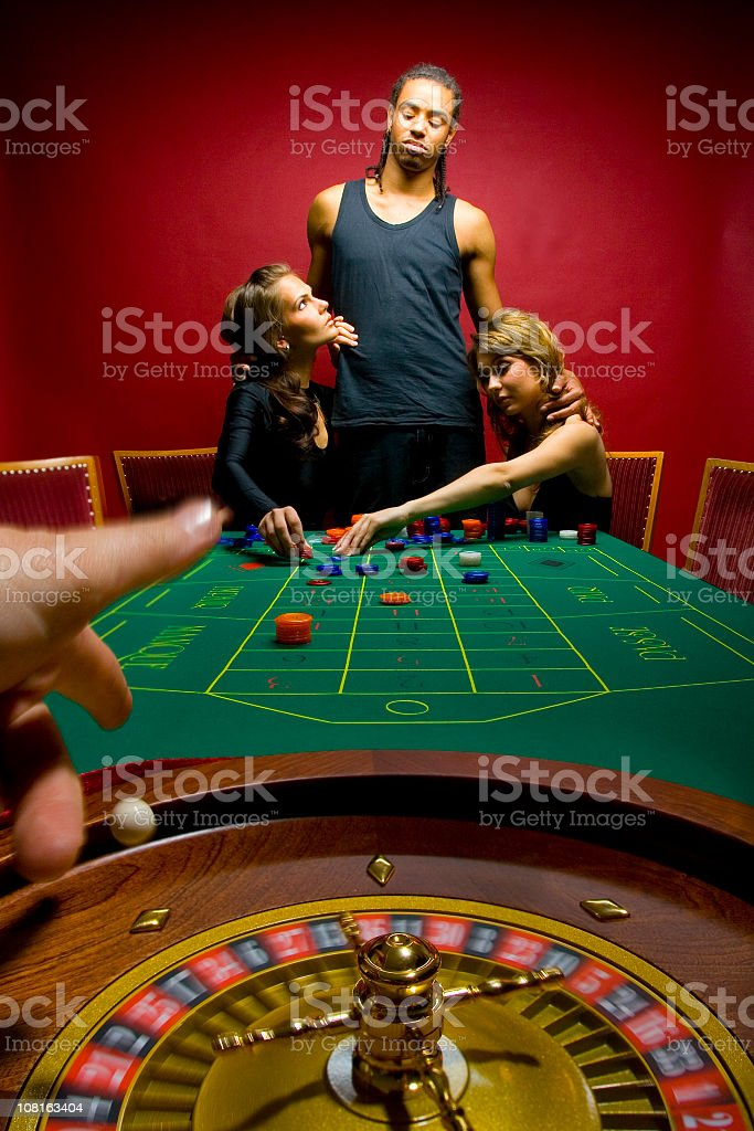 Big Game royalty-free stock photo