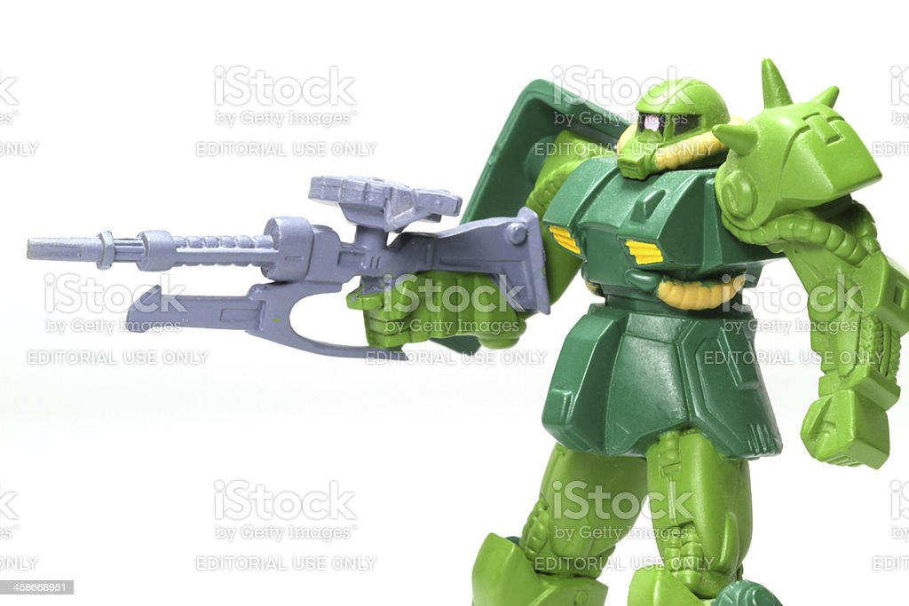 Big Gun stock photo