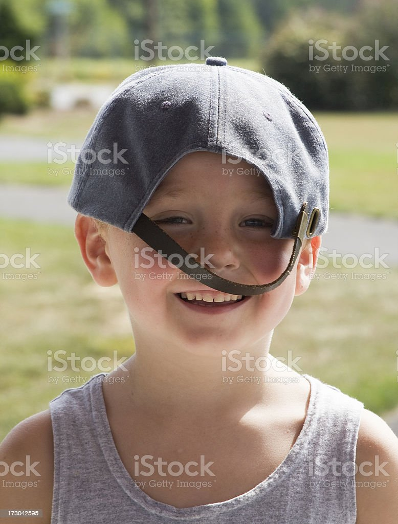 Big Hat royalty-free stock photo