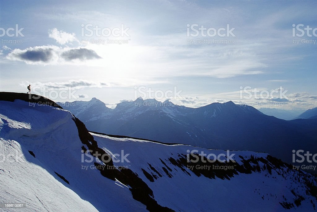 Big Hike royalty-free stock photo