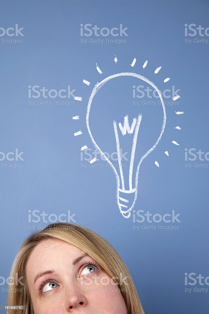 Big ideas royalty-free stock photo