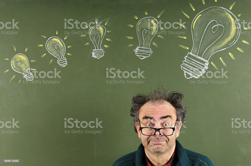 Big Ideas royalty-free stock photo