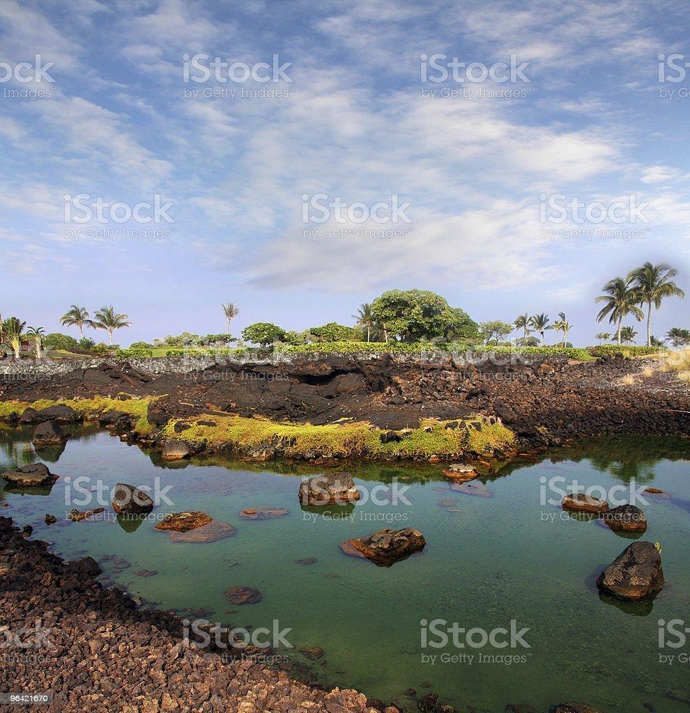 Big Island, Hawaii royalty-free stock photo