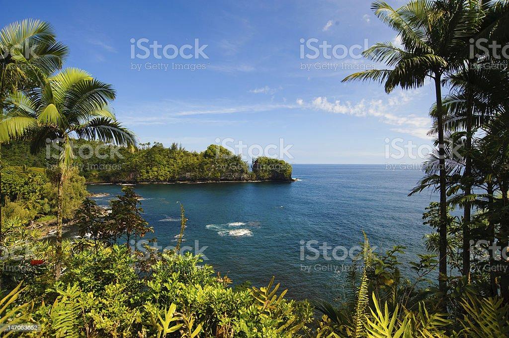 Big Island royalty-free stock photo