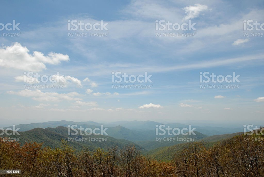 Big Junction afternoon royalty-free stock photo