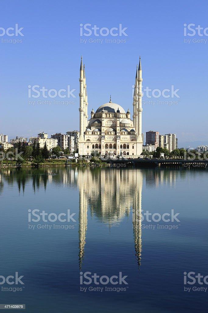 Big Mosque stock photo