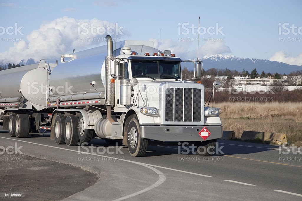 Big Mover royalty-free stock photo