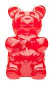 Big Red Gummy Bear