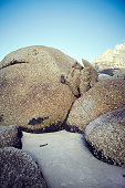 Big Rocks at the beach
