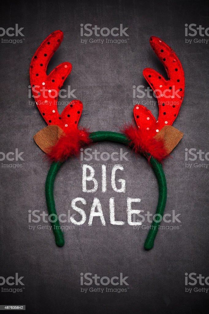 Big sale stock photo