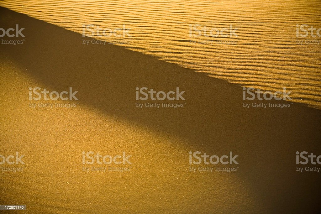 Big Sand Dune stock photo