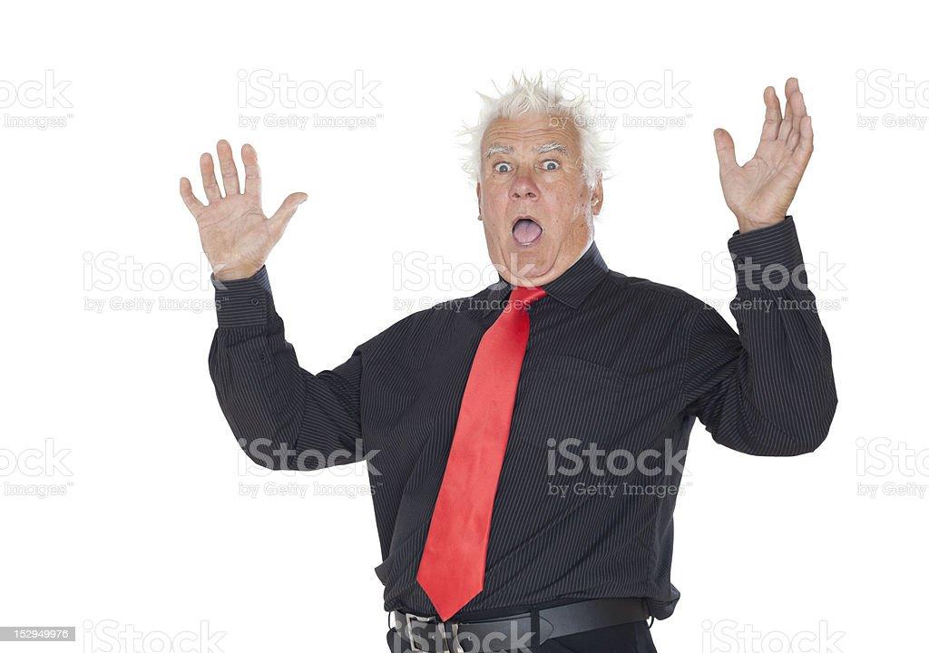 Big Shock! royalty-free stock photo