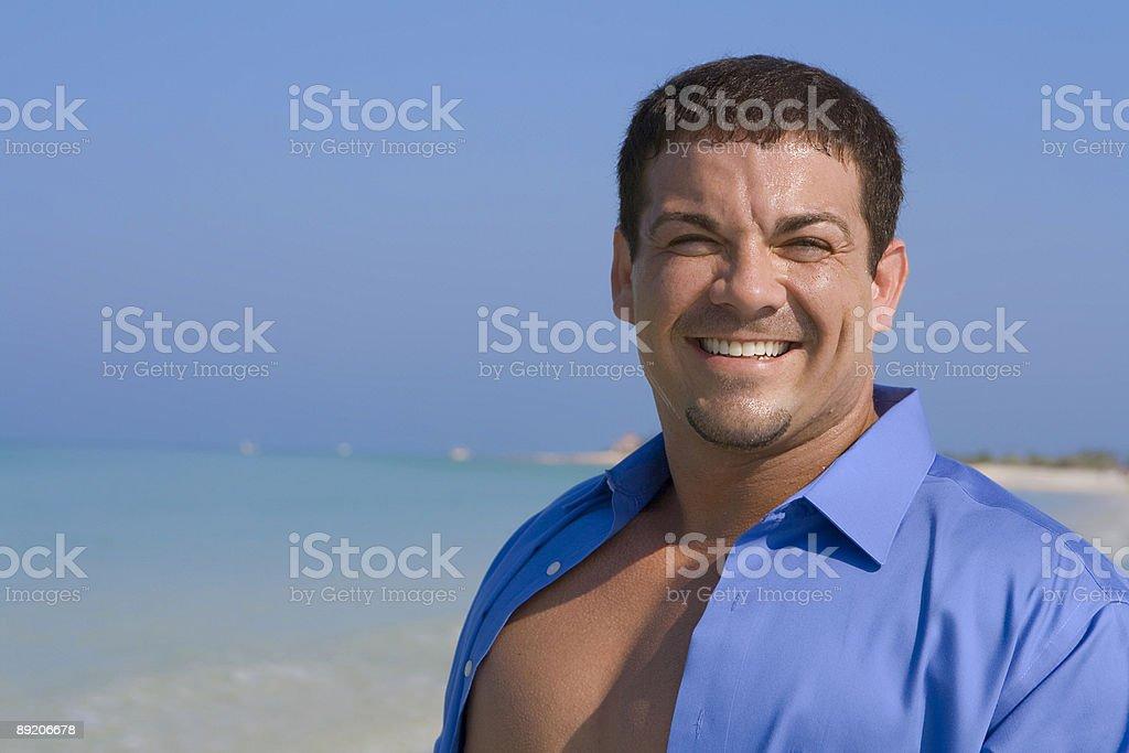 Big smile II royalty-free stock photo
