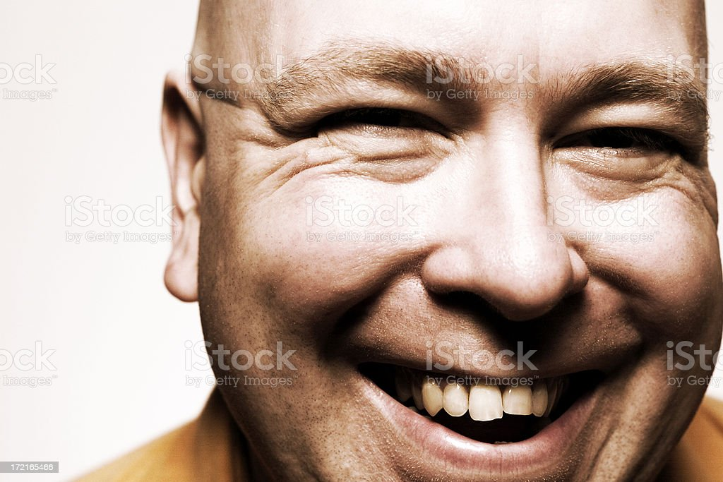 Big Smile! royalty-free stock photo