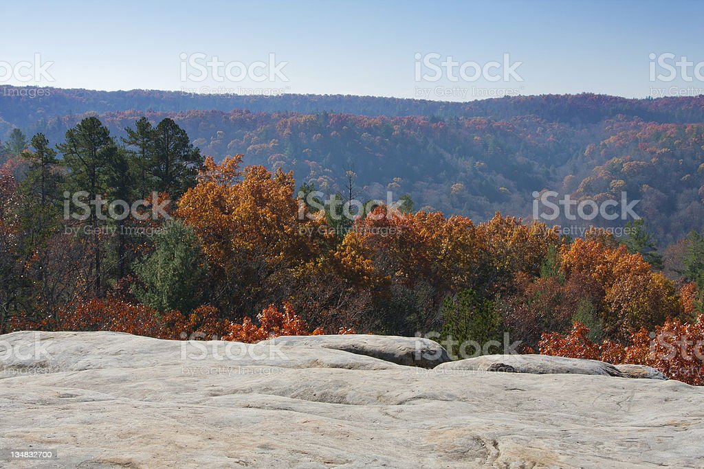 Big South Fork stock photo
