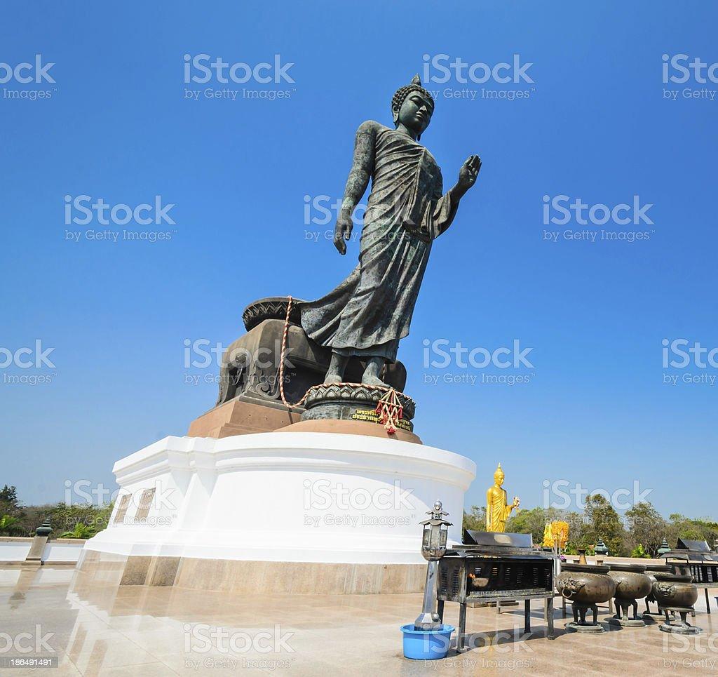 Big Statue royalty-free stock photo