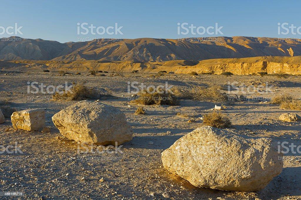 Big Stones stock photo