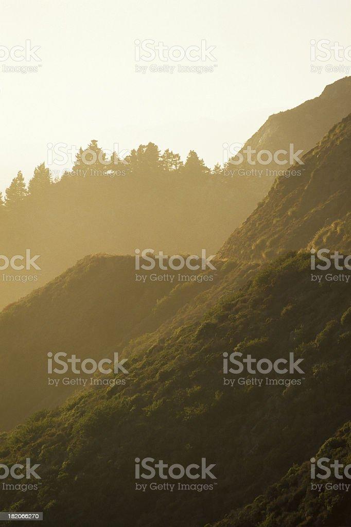 Big Sur, California Coast royalty-free stock photo