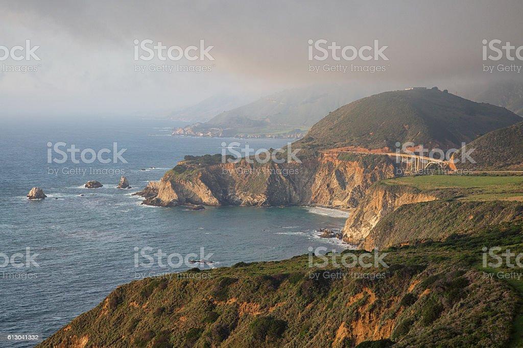 Big Sur, California stock photo