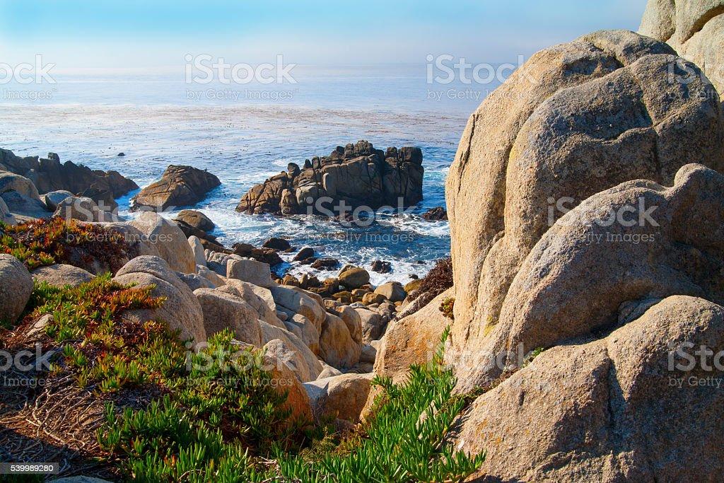Big Sur California, USA stock photo