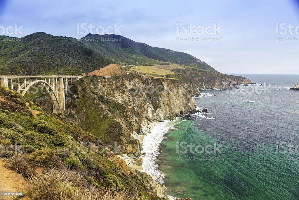 Big Sur stock photo
