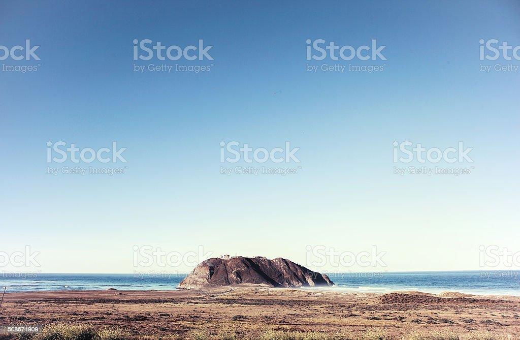Big Sur royalty-free stock photo