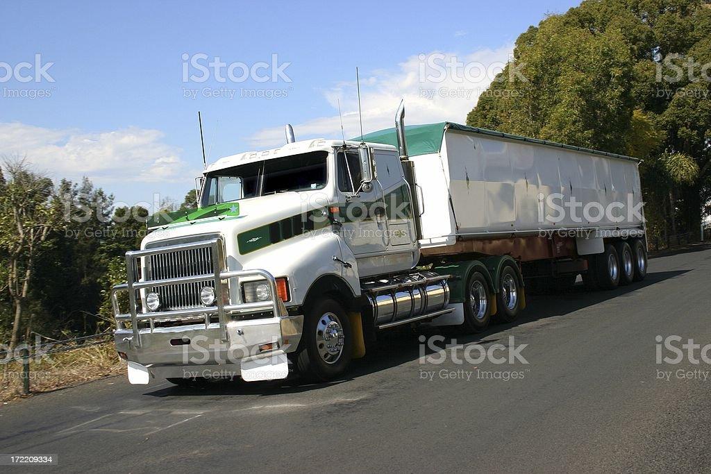 Big Tipper stock photo