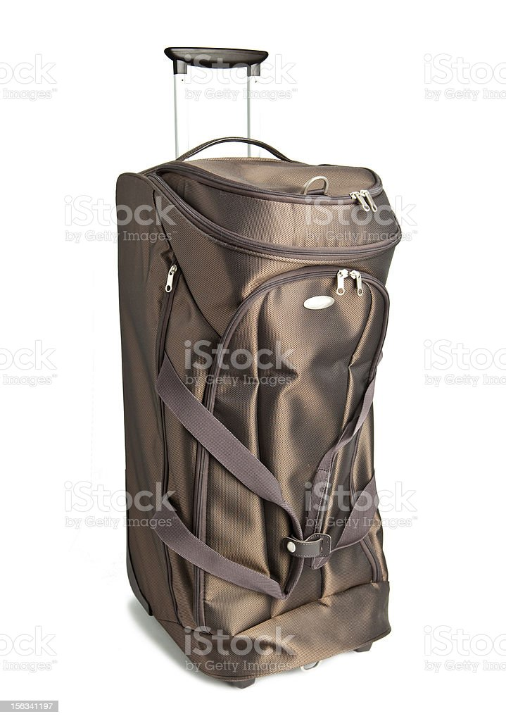 big traveling bag royalty-free stock photo