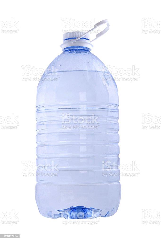 big water bottle royalty-free stock photo