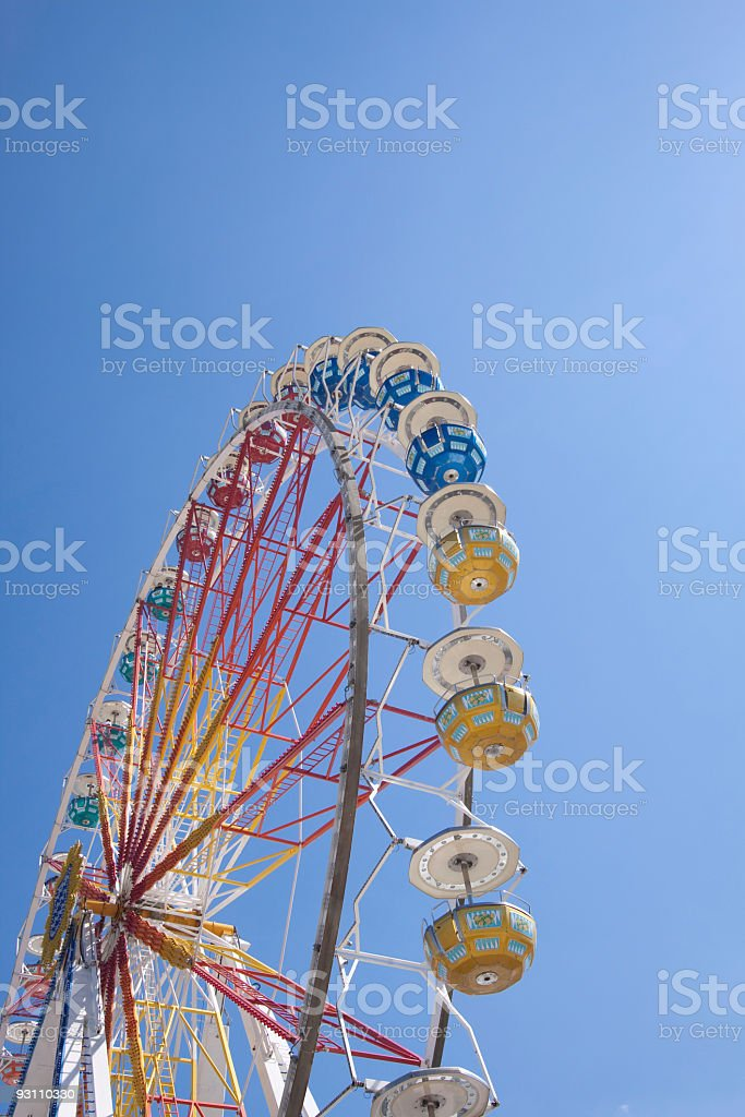 big wheel royalty-free stock photo