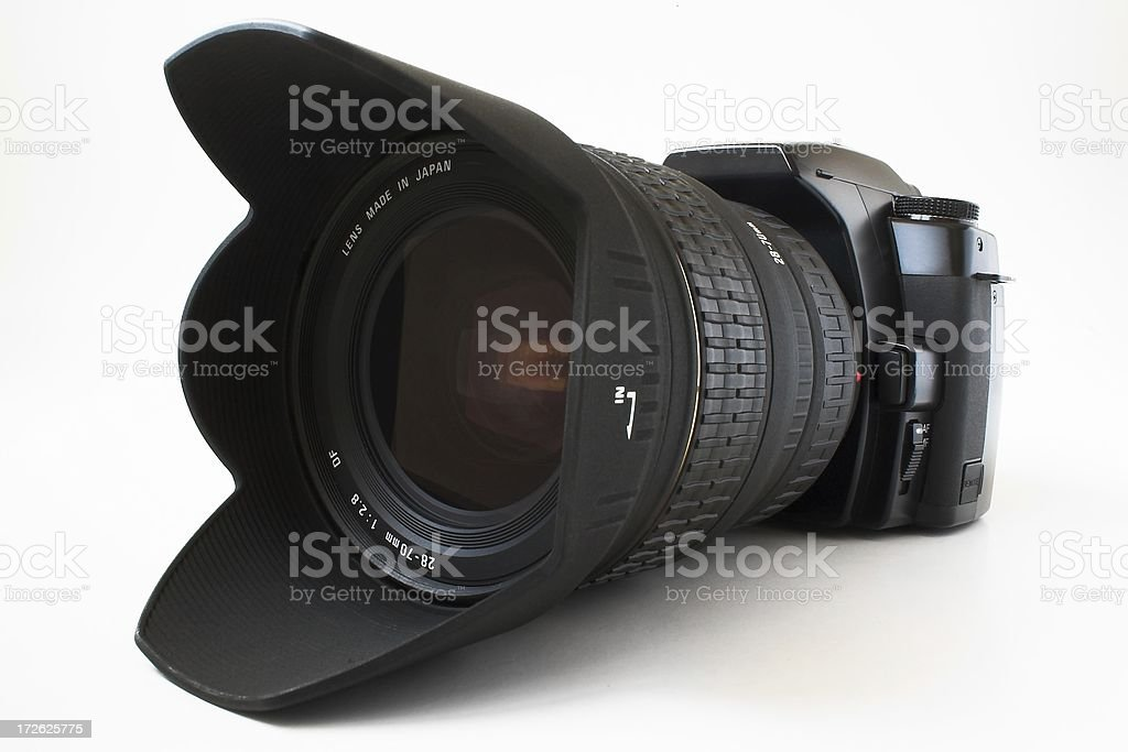 Big Zoom stock photo
