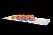 Bigeye Tuna Sushi Roll