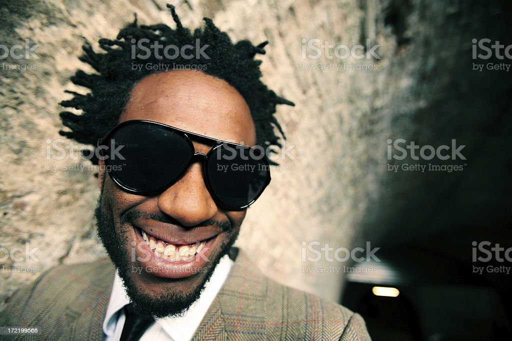 biggg smile royalty-free stock photo